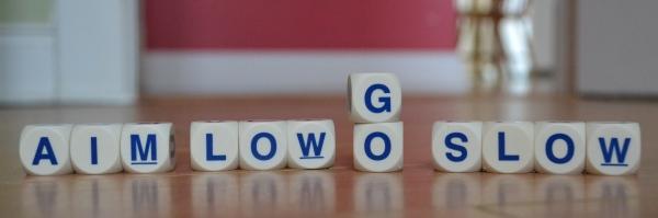 aimlowgoslow