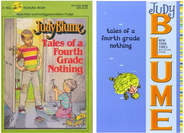 "As covers of books change, does this impact the ""nostalgia factor"" associated with physical books?"
