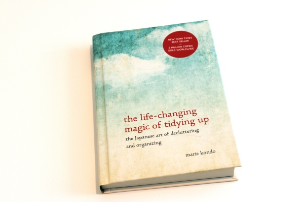 life changing magic of tidying up and leisure